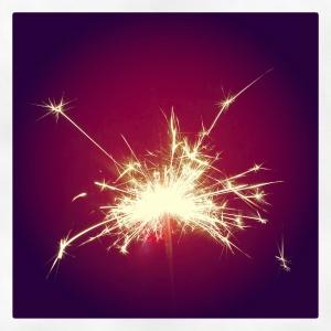 Sparkler!