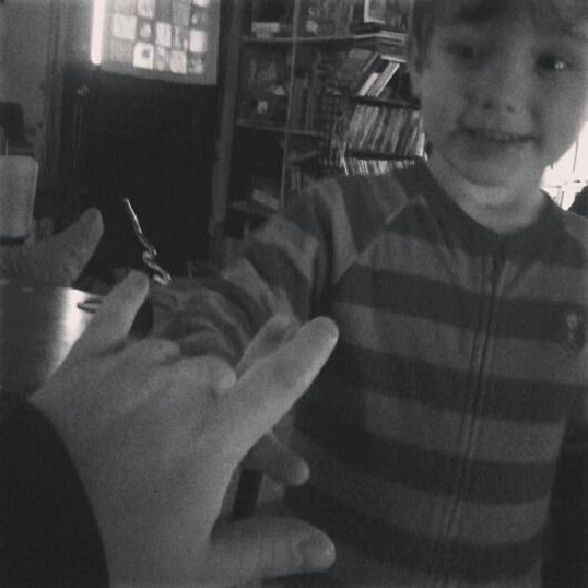 Love in ASL